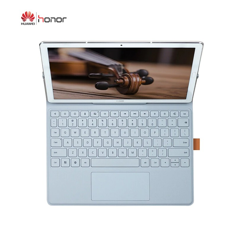 low priced eb017 b9635 Huawei Mediapad M5 10.8 inch M5 Pro Keyboard Case Stand Flip Leather Cover