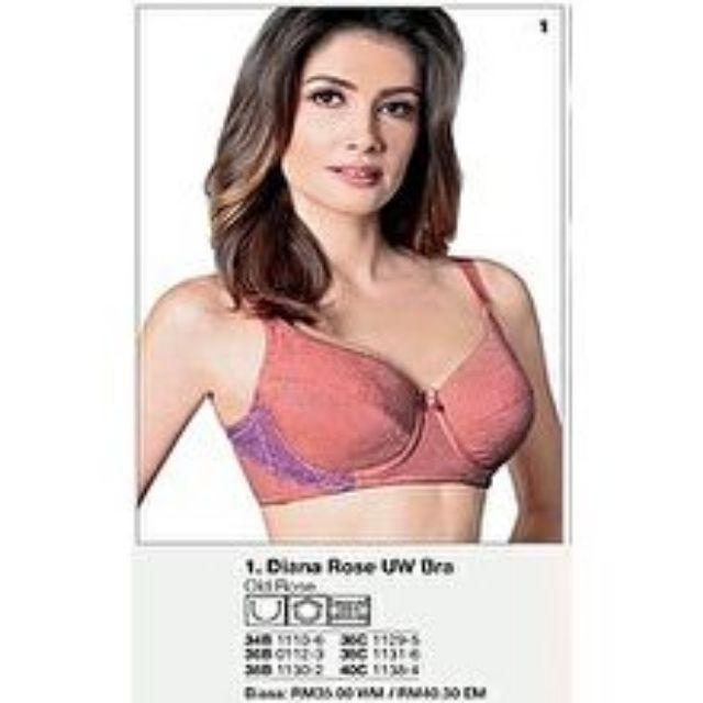 5a985b93d60d9 Avon Diana Rose UW Bra