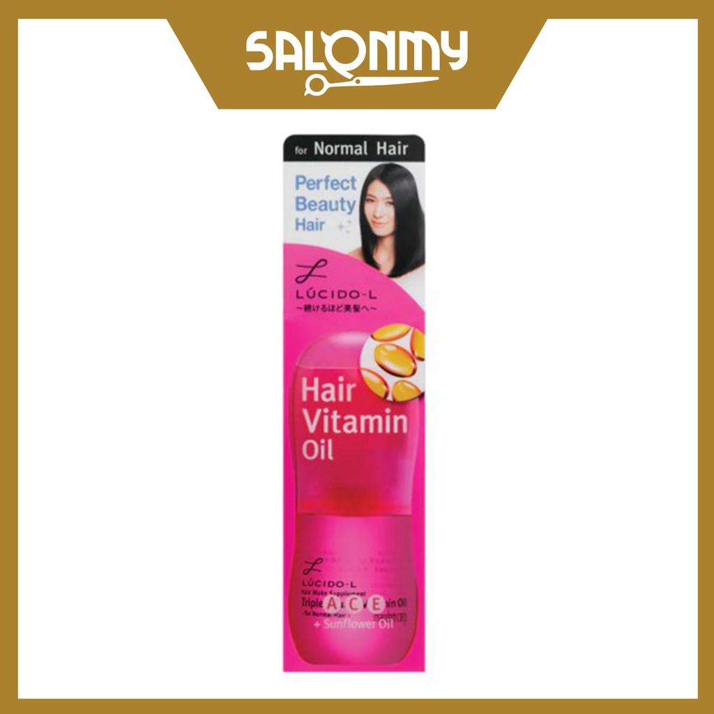 Lucido-L Hair Vitamin Oil 50ml