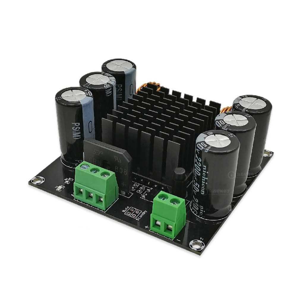 XH-M253 TDA8954TH Core BTL Mode HIFI Class 420W High Power Practical Mono Digital Amplifier Board (Standard)