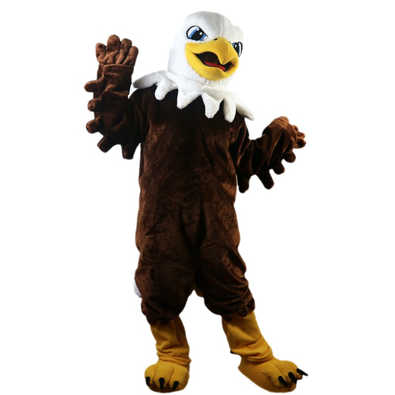 Eagle Adult Mascot costume fancy dress for festival birthday party Cosplay dress