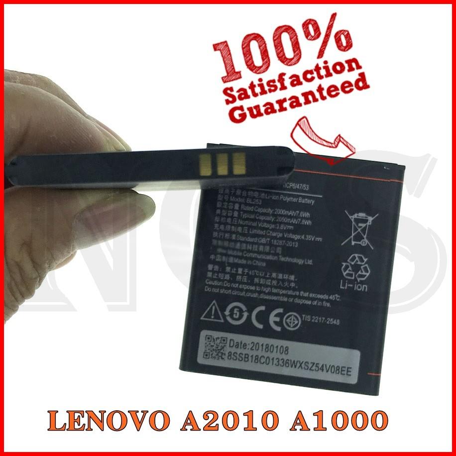 (NGS) 100% ORI Lenovo S820 A705 A770 A656 A658 A766 P770 S650 Battery BL210 | Shopee Malaysia