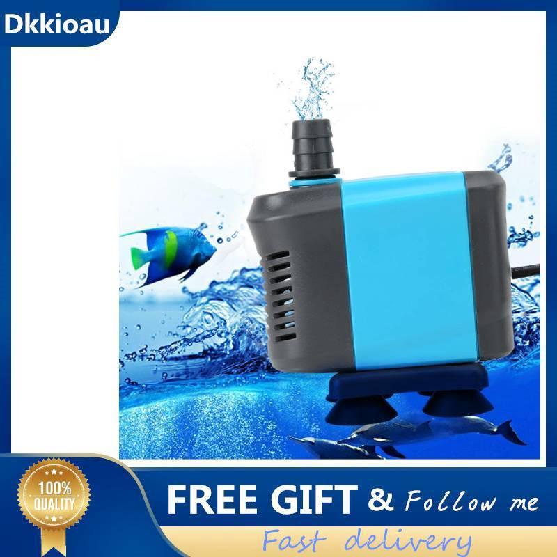 [Dkkioau] Aquarium Fish Tank Quiet Lift Water Pump Bottom Suction Cup
