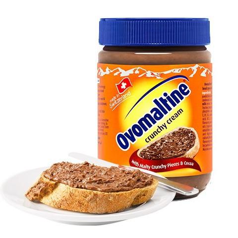 Ovomaltine Crunchy Cream with Malty Crunchy Pieces & Cocoa 380g