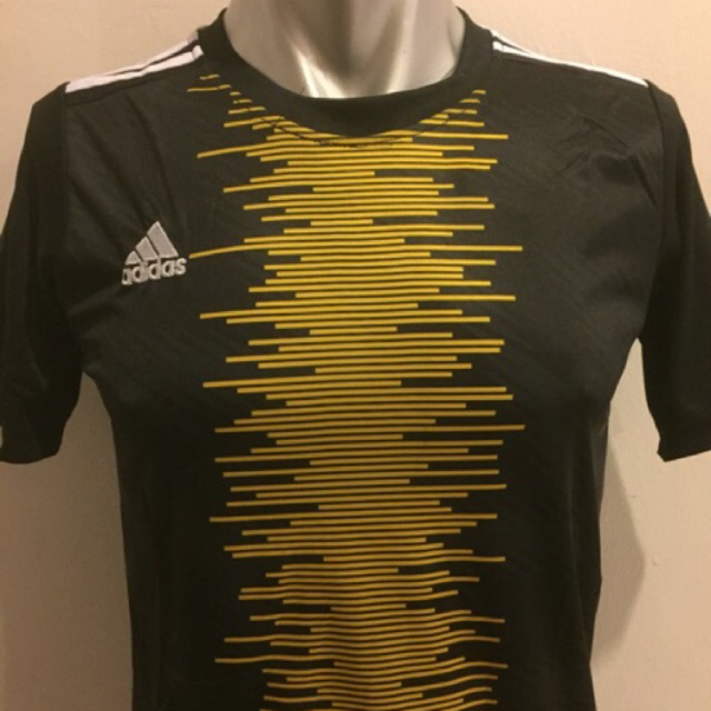 *Stock Clearance* S 3XL Futsal Jersey Adidas Short Sleeve