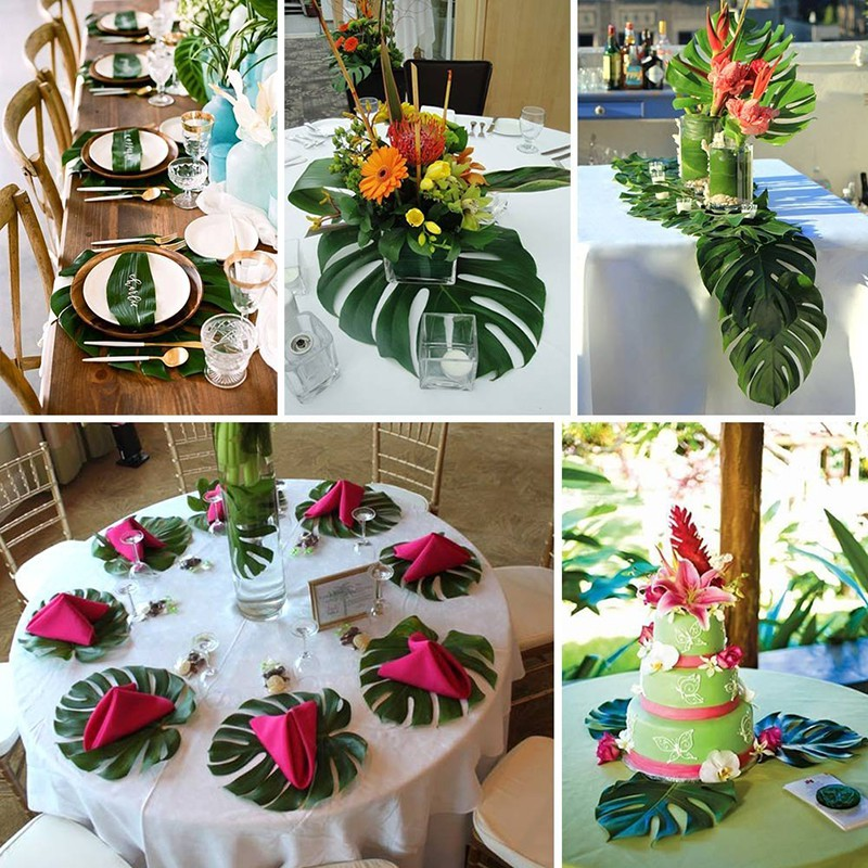 ดอกไม้ประดิษฐ์สำหรับตกแต่งบ้าน 12