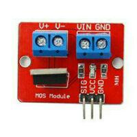 2PCS NEW MOSFET Button IRF520 MOSFET Driver Module for Arduino ARM Raspberry pi