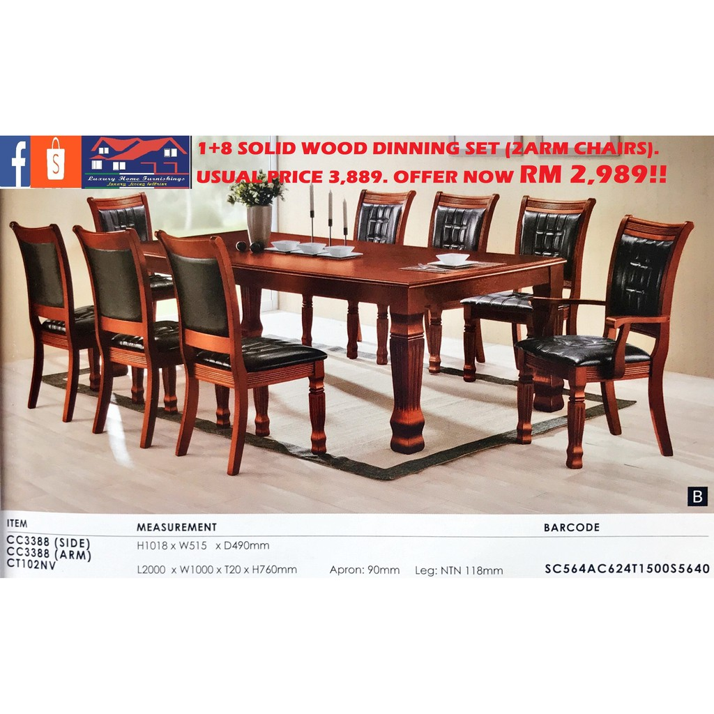 DINNING SET COLLECTIONS B