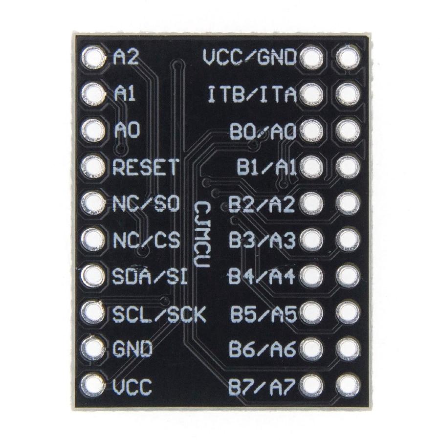MCP23S17 Bidirectional 16-Bit I//O Expander SPI Serial Interface Shield Module