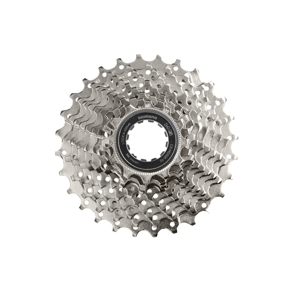 SHIMANO CS-HG500 HYPERGLIDE 10 SPEED---11-42T MTB BICYCLE CASSETTE