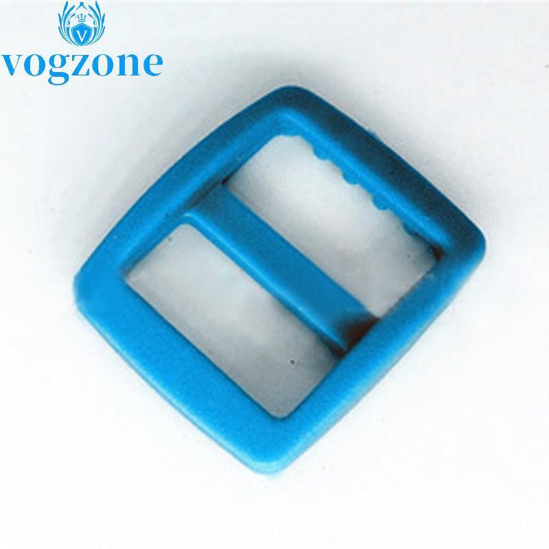 20 PCS 11mm Plastic Side Quick Release Buckles For Webbing Bag Strap Clips 2/5''