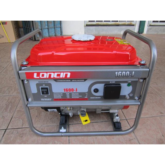 Loncin LC 0 85kW Portable Gasoline Generator