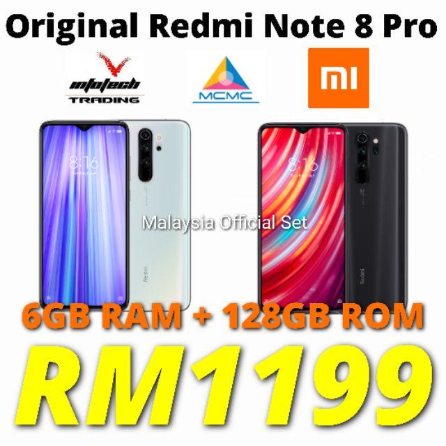 Redmi Note 8 Pro | Pioneer of 64MP Quad Camera