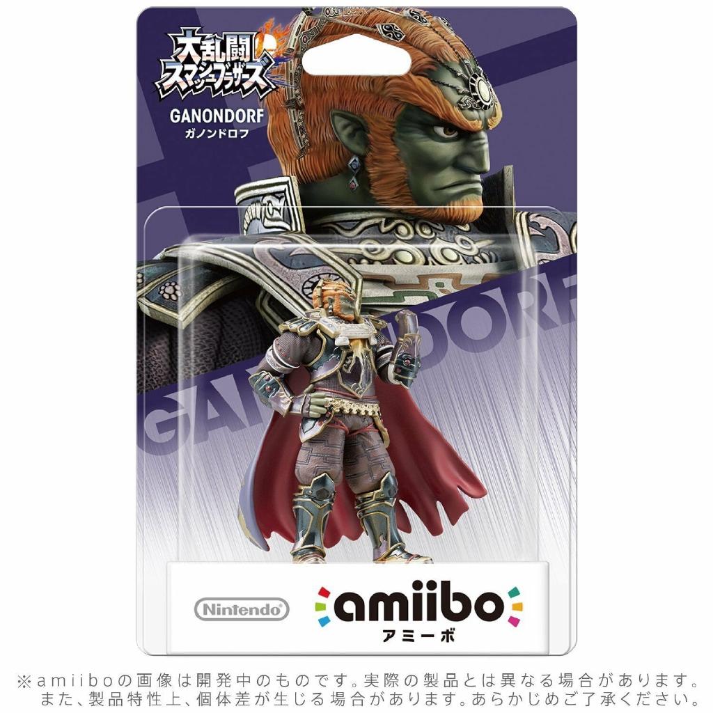 Limited offer Nintendo Amiibo Ganon Super Smash Bros  GANONDORF Switch Wii U