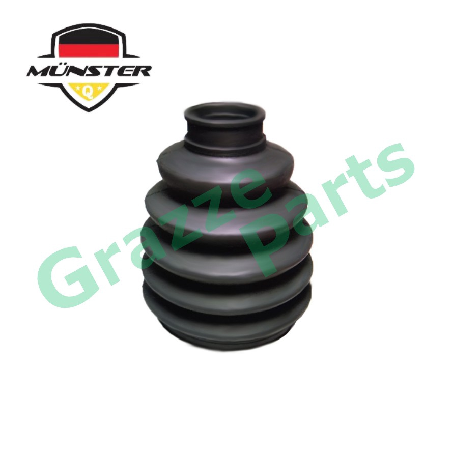 Münster CV Joint Drive Shaft Boot ( Outer ) 43447-20080 for Toyota Alphard MNH10 Camry ACV30