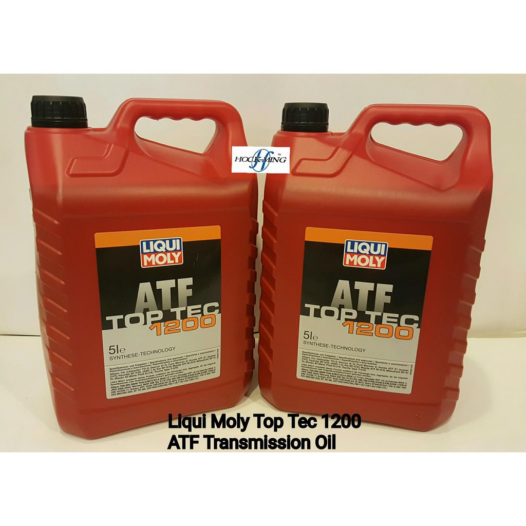 Liqui Moly Top Tec ATF 1200 Automatic Tranmission Gear Oil 5L