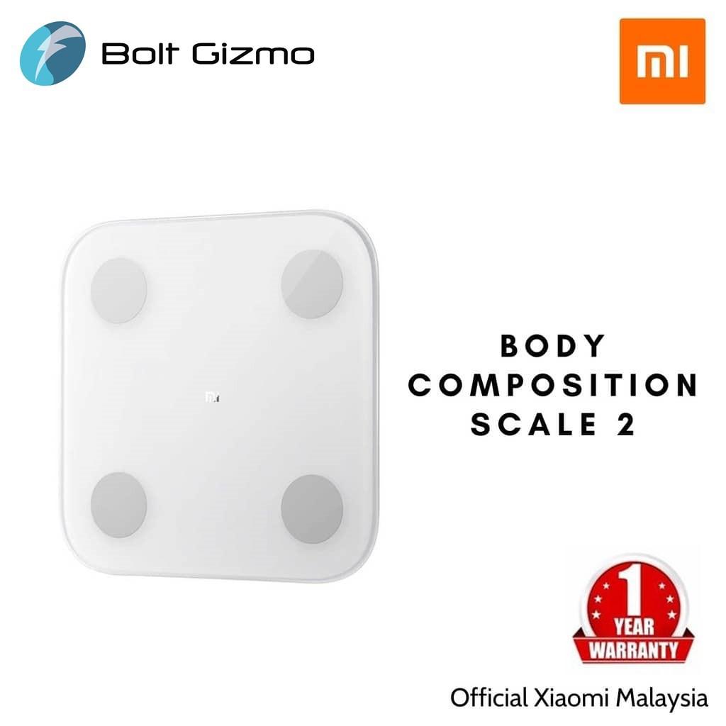 Xiaomi Mi Body Composition Scale 2 Global - (Warranty by Xiaomi M'sia)