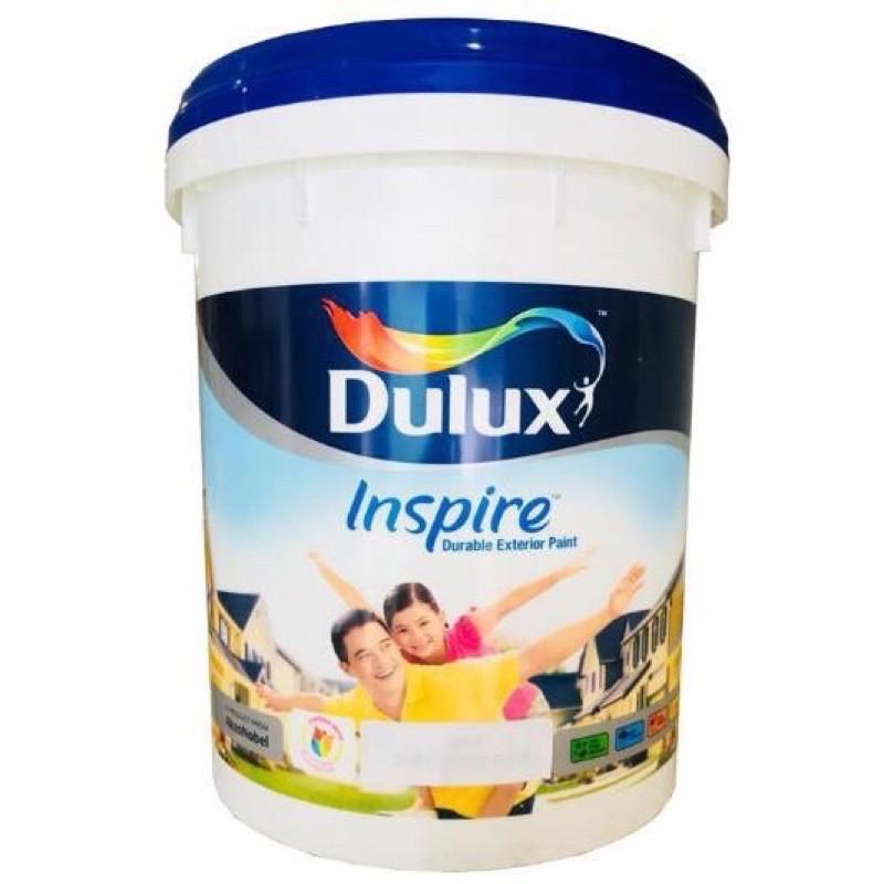 18 Liter Dulux Inspire Exterior Paint untuk Outdoor