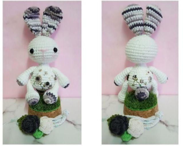 Amigurumi Crochet Pattern : Gumball Watterson PDF file   Amigurumi ...   511x640