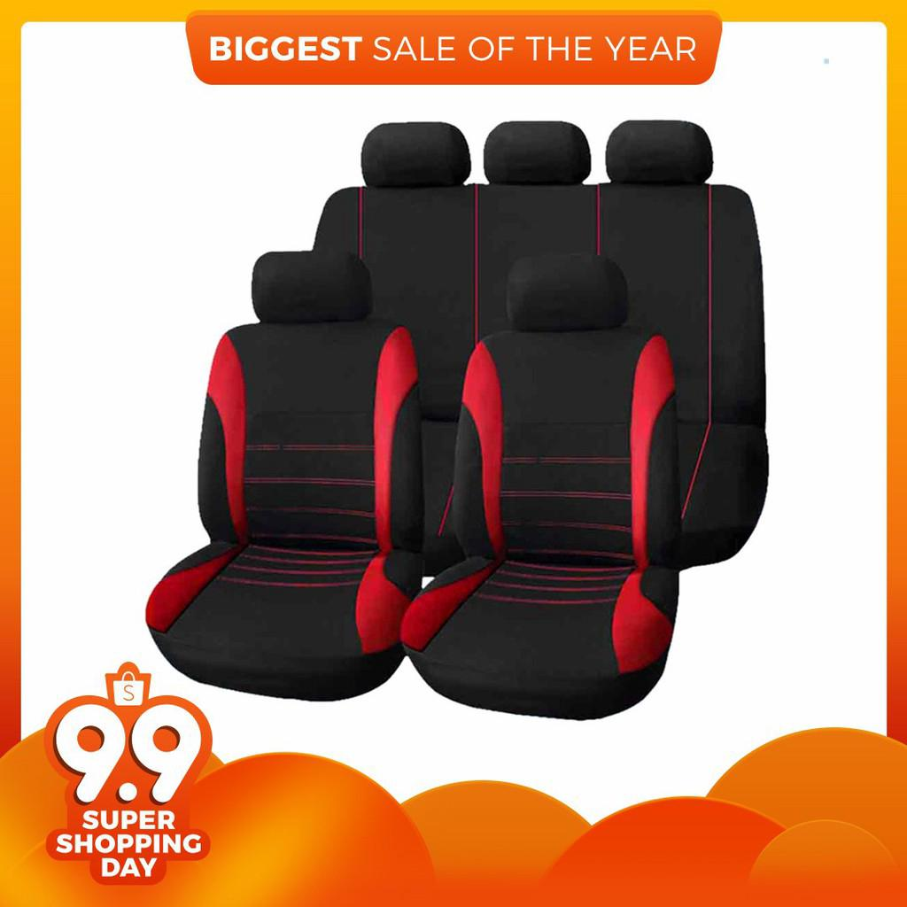 Cool 3C9 Sets Car Seat Covers Full Cover Set For Car Pdpeps Interior Chair Design Pdpepsorg