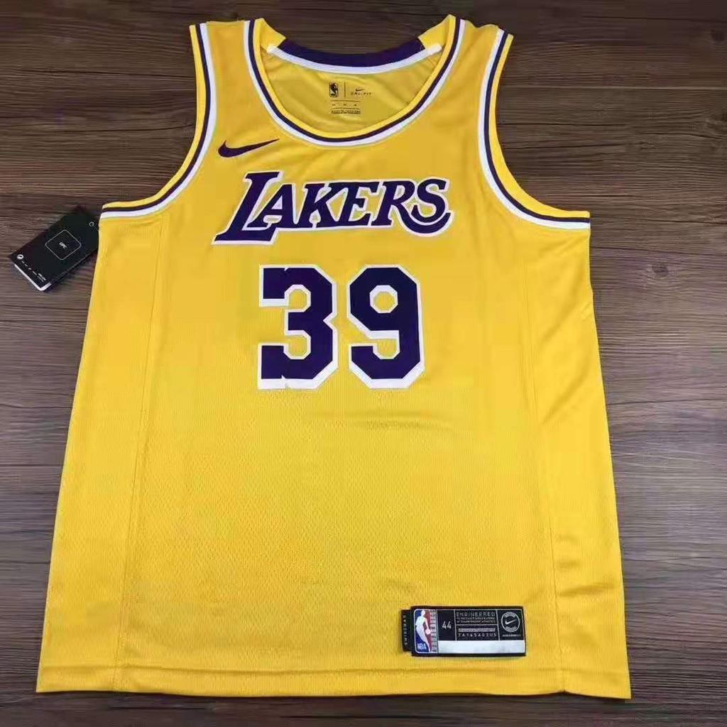 New season Men's Los Angeles Lakers 39# Dwight Howard NBA Hot heat ...