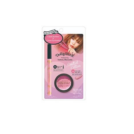 KOJI Dolly Wink Liquid Eyeliner - Super Black/Super Brown/Limited Edition
