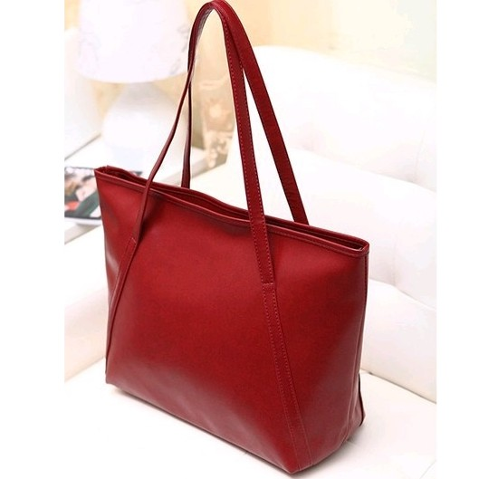 Tote Bag Women Handbag Large Shoulder Bag ##Beg Wanita