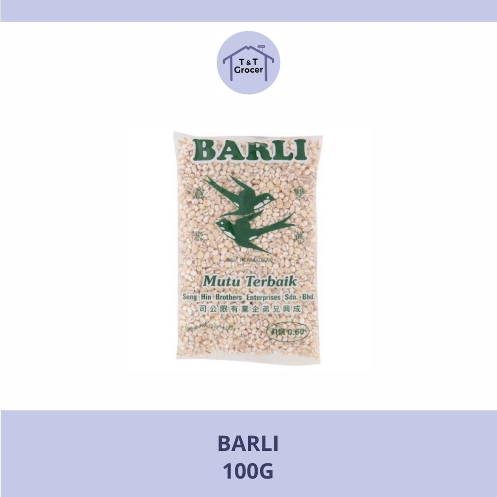 Double Swallow Barley 100g
