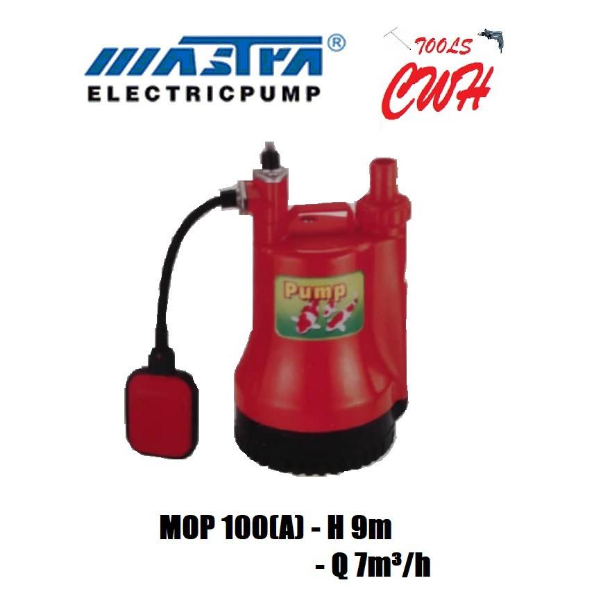 MASTRA MOP-100A SEWAGE SUBMERSIBLE PUMP WATER PUMP SEWAGE PUMP OUTDOOR PUMP GARDEN PUMP