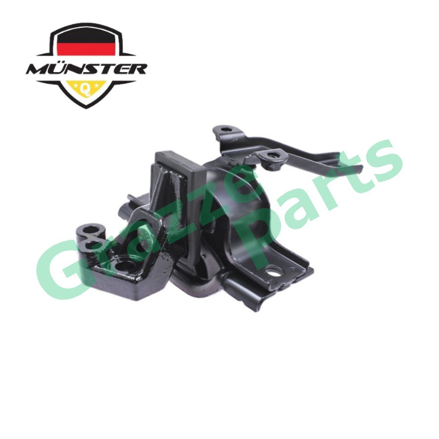 Münster 21810-07000 Engine Mounting Rear for Hyundai I10 Kia Picanto Naza Suria Auto Manual