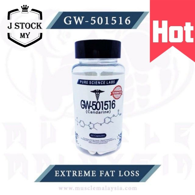💯Ready Stock- Sarms Pure Science Labs GW-501516