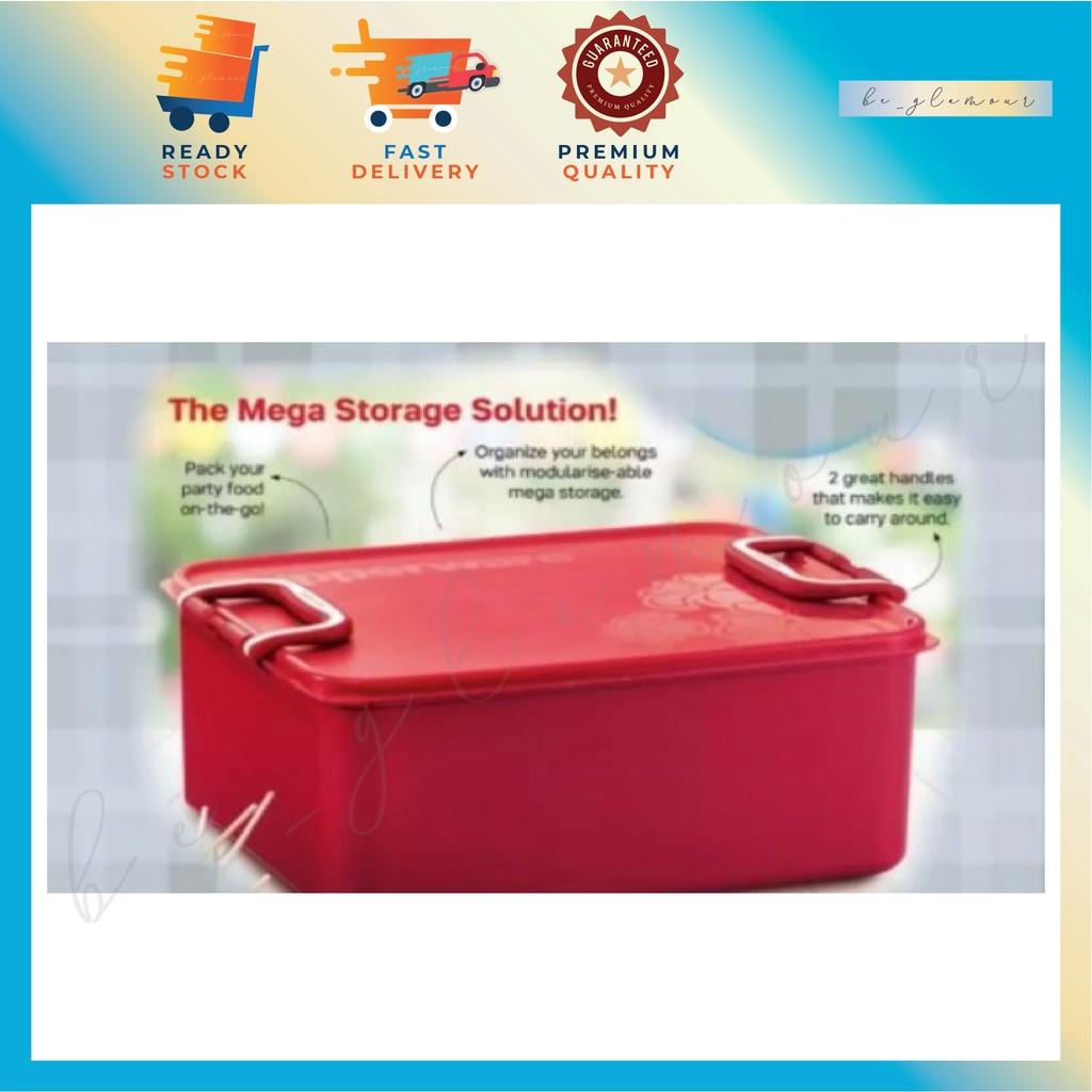 👉Tupperware Kimchi Keeper (1) 5.7L/6.9L / Big Food Storage Box 💥⚡️READY STOCK⚡️