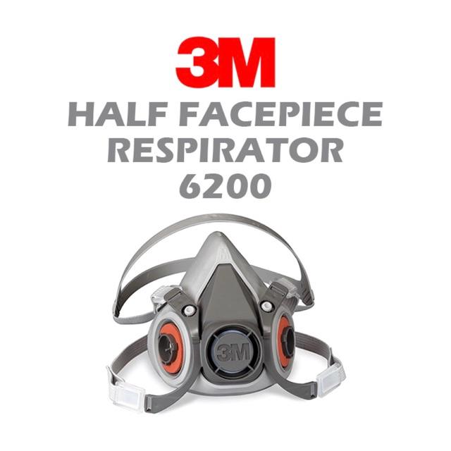 3m 6200 mask filter