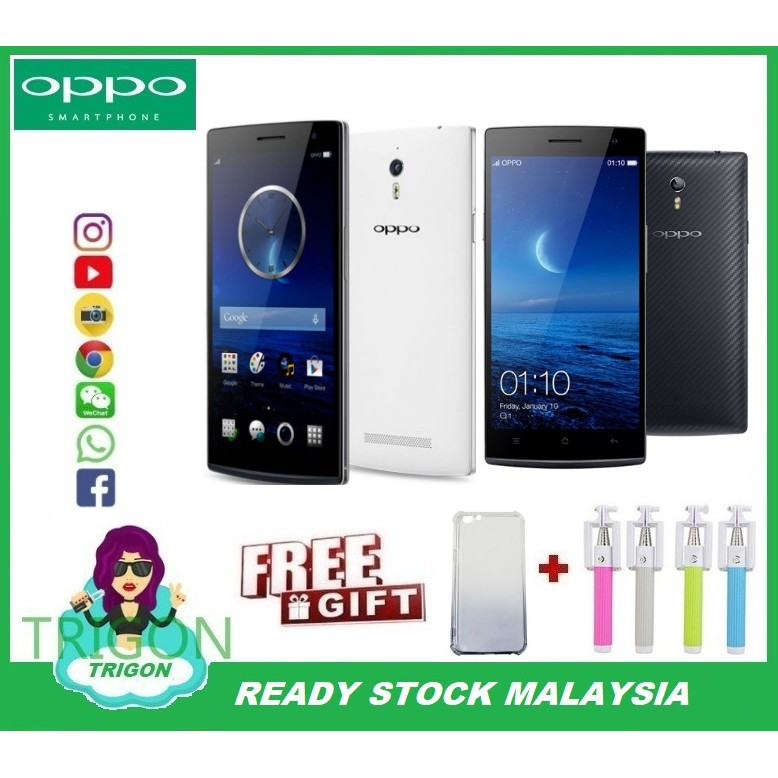 Lower PriceOPPO FIND 7A (2GB Ram+16GB Rom)