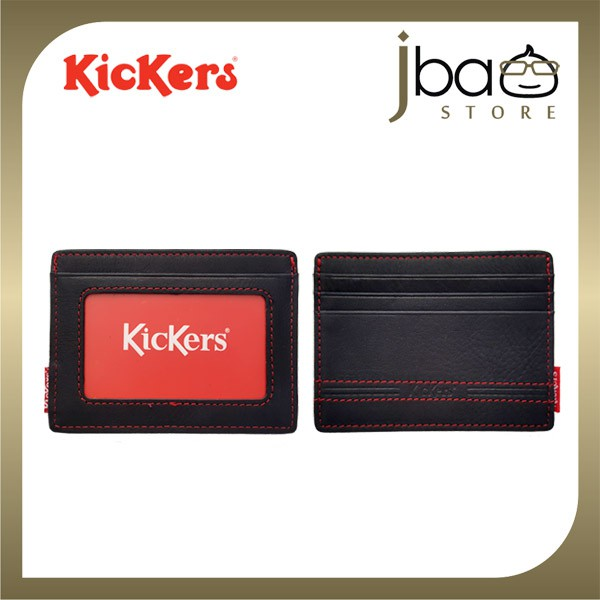 Kickers KIC88674 Leather Pocket Wallet Credit Access T&G Card Holder