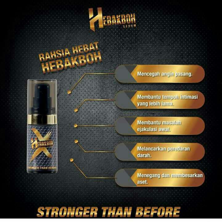 Hebakboh Original (NEW) FREE Special Gift