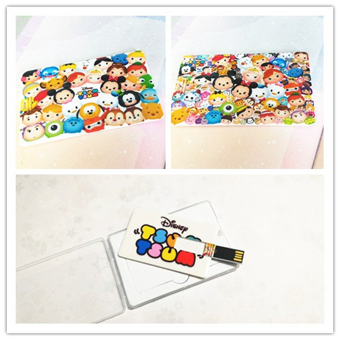 64GB Tsum Card USB Flash Drive USB Flash Disk Pen Drive Memory Stick Pendrive