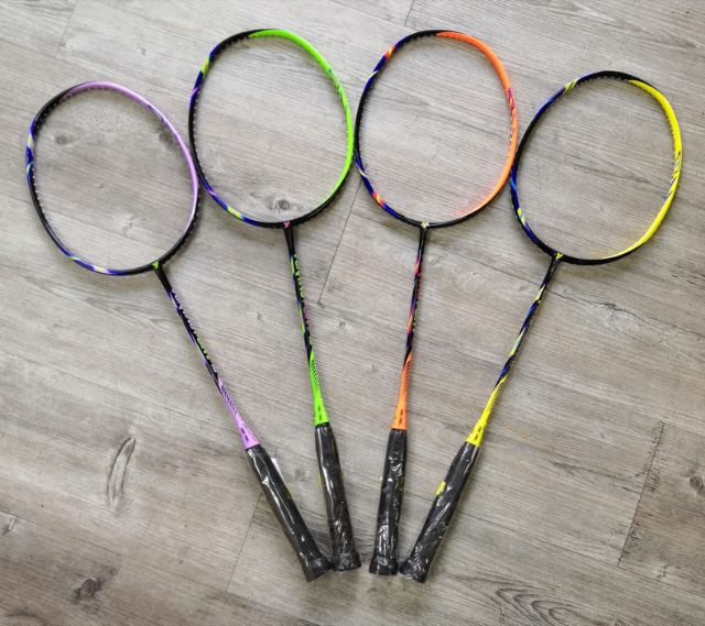 Yang Yang Badminton Racket Turning Point Shopee Malaysia