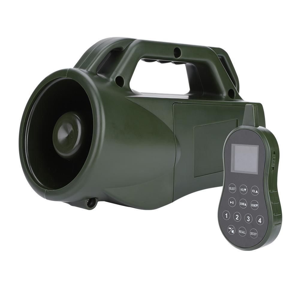 10W Bidirectional Decoy Bird Caller MP3 Bird Sound Loudspeaker Amplifier