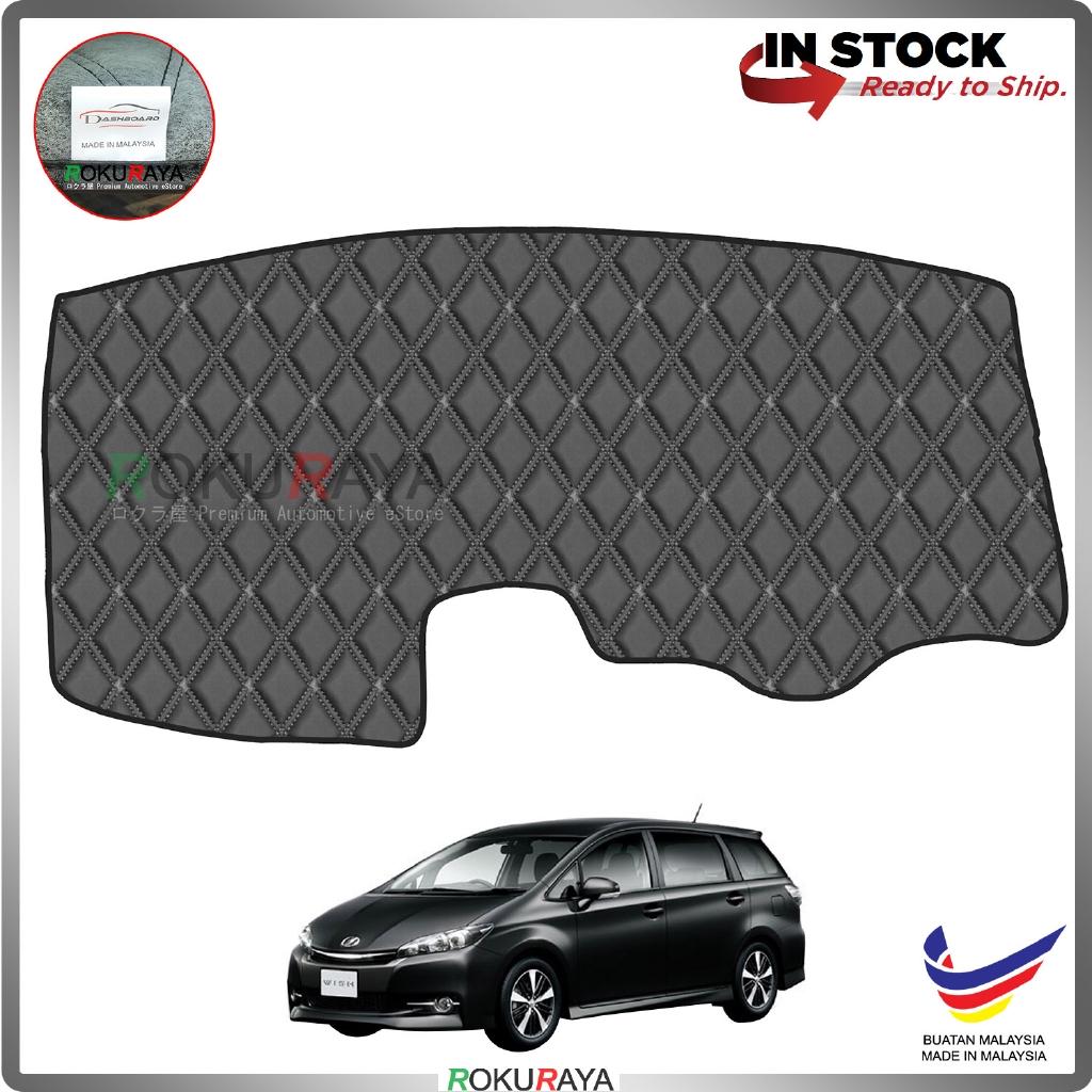 Toyota Wish AE20 (2nd Gen) 2009 RR Malaysia Custom Fit Dashboard Cover (BLACK LINE)