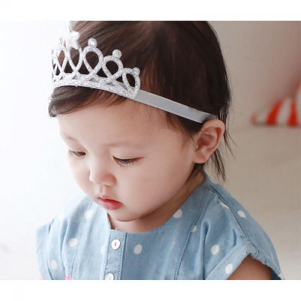 dba3440e1c6 ProductImage. ProductImage. Star Hair Accessories Baby Crowns Hairband Headband  Headwear