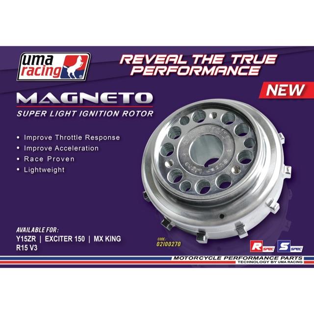 Y15ZR R15 V3 EXCITER UMA RACING SUPER LIGHT MAGNET MAGNETO IGNITION ROTOR