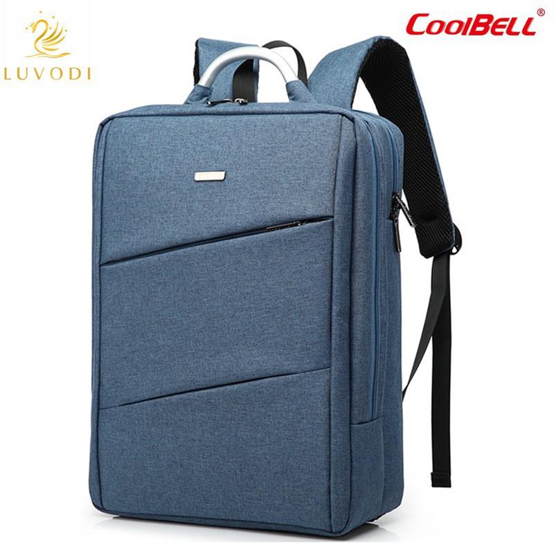 ef18b2ca2b6f COOLBELL Computer Backpack Travel Laptop Bag 14.4/ 15.6 Inch ...