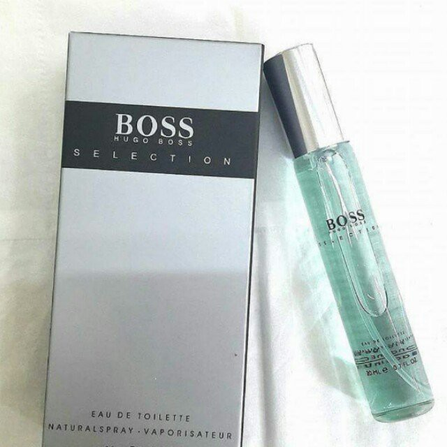 Hugo Boss The Scent For Him 20ml Shopee Malaysia