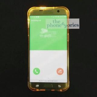 Samsung Galaxy Note 4 5 s7 edge Led Flash Light Up Case