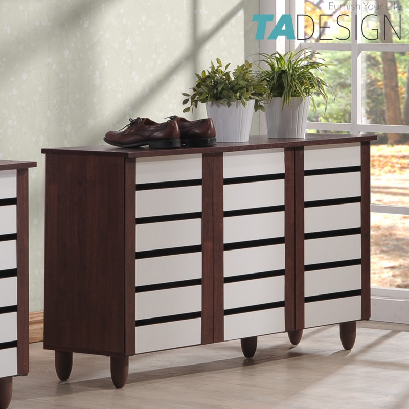 Furniture Direct ENYA 3 door shoe cabinet/ rak kasut/ kabinet kasut