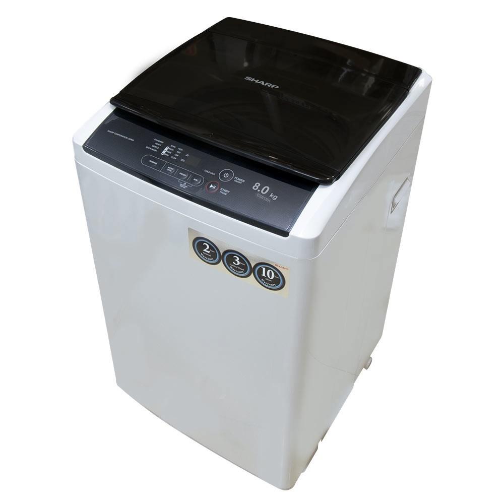 Sharp Fully Auto Washing Machine Washer (8 kg) ES818X