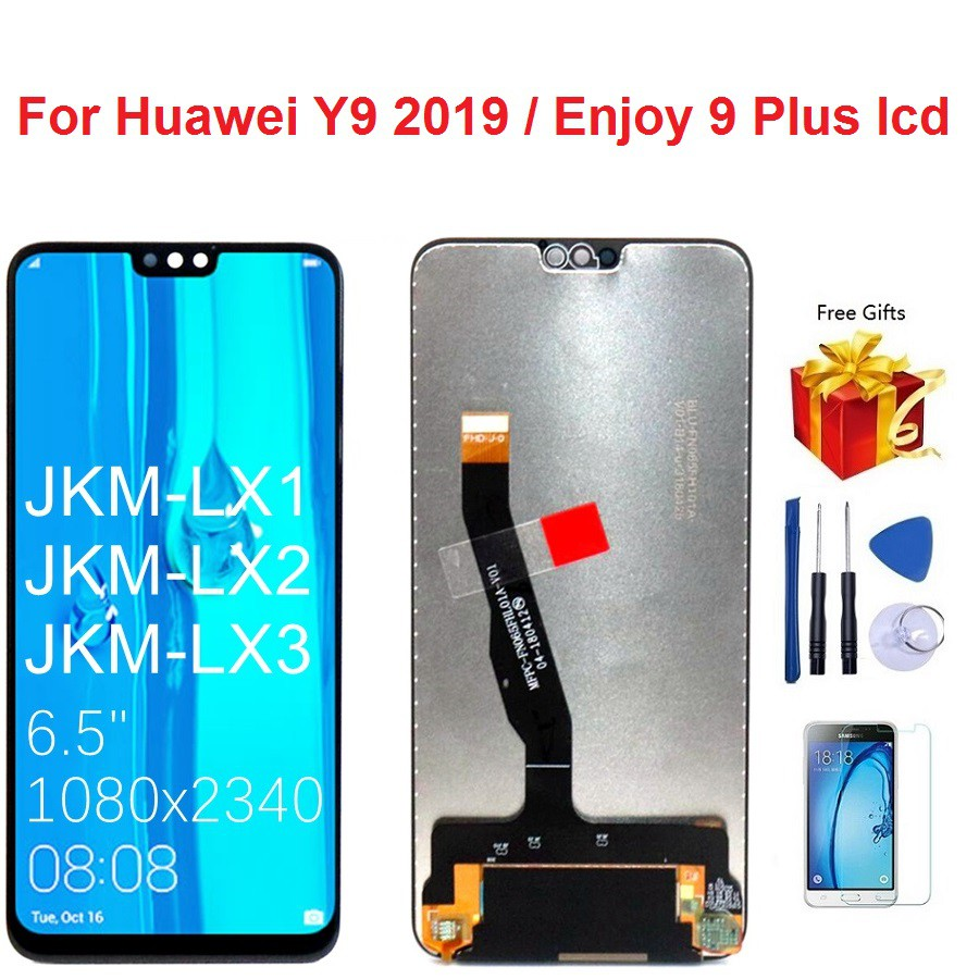 For Huawei Y9 2019 Enjoy 9 Plus LCD Display Touch Screen Assembly