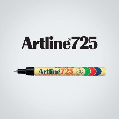 Artline 725 Permanent Marker Pen