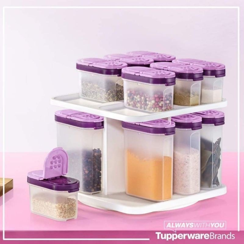 Tupperware Modular Spice Set